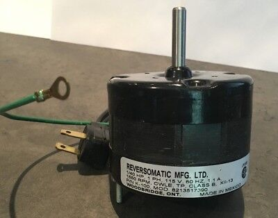 Lot Of 4 - New 140hp Hvac Electric Motor 1550rpm 115 Volt 3.3 Diameter