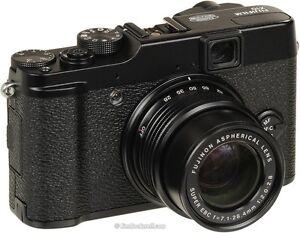 Fujifilm X10 like new. Hardly used with leather original case