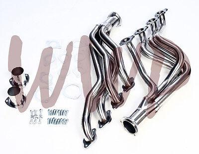 Stainless Steel Long Tube Exhaust Header Camaro/Chevelle/El Camino/Firebird BBC
