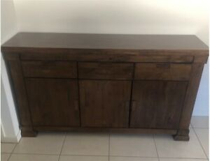 Quick sale!!!, Wooden Buffet/hallway cupboard
