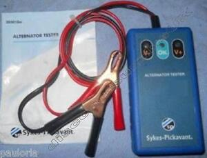 SYKES PICKAVANT ALTERNATOR TESTER *NEW BOXED* 30301000