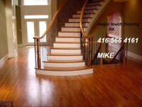 CARPET  HARDWOOD LAMINATE  FLOORING