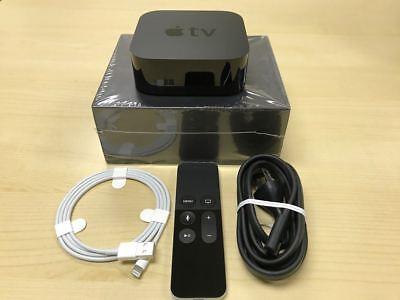 Apple TV 4th Gen 32GB 1080p HD SIRI Remote MGY52LL/A MR912LL/A Newest Model