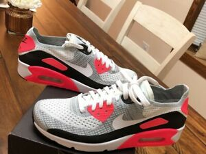 DS Nike Airmax 90 Flyknit Infrared