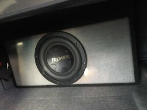 CAR AUDIO! Subs, amps, wiring kits and boxes for sale!!