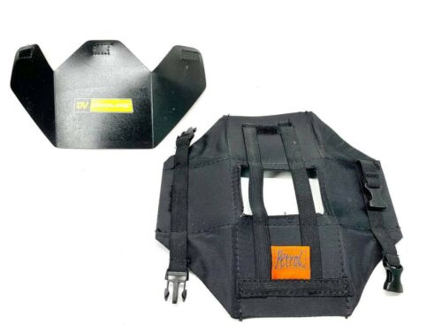 """PetrolPMH-2 Mini Hood for Camcorders with 3.5"""" LCD Monitors"""