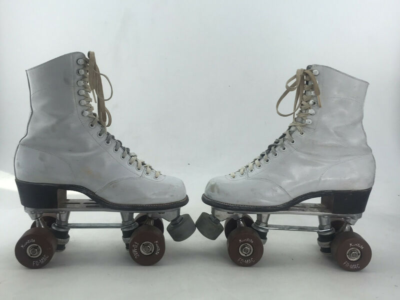 Vintage Betty Lytle Styled By Hyde Rollerskates Fo Mac Wheels Cleveland Plates 6