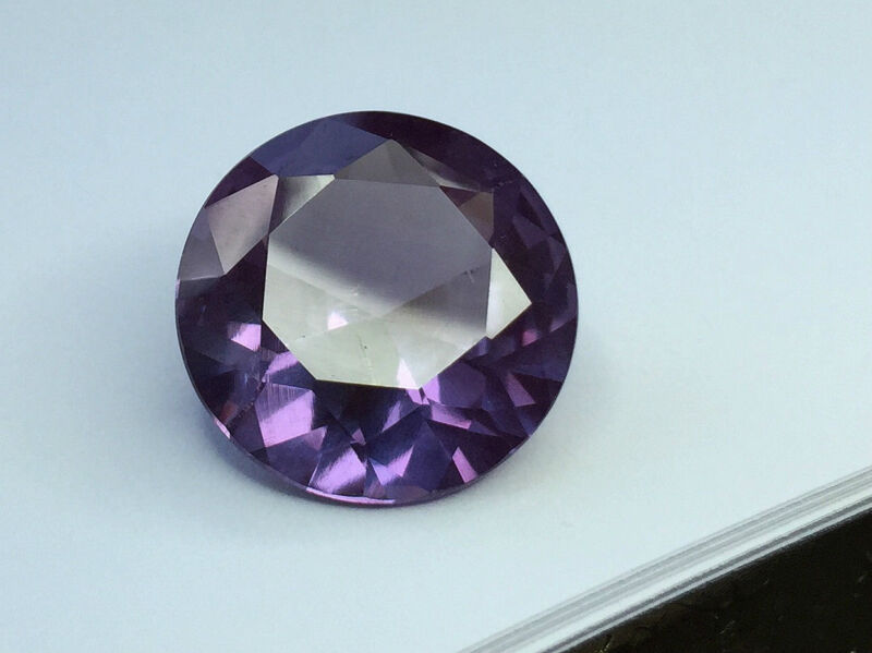 Synthetic Lab Created Alexandrite AAA Corundum Round Loose Stones (1mm - 15mm)