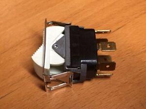 Mcgill 0831-1316 Rocker Switch D.P.D.T. 15A 125-277VAC