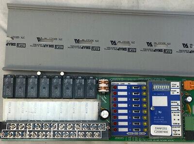 Danfoss C20087400 8 Port Serial Relay Output Module