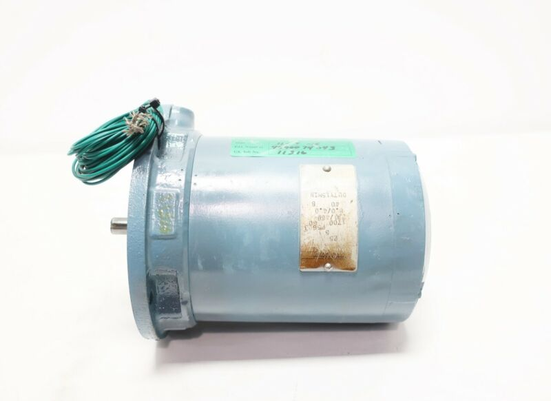 General Electric Ge P56 3ph 1700rpm 230/460v-ac Ac Motor
