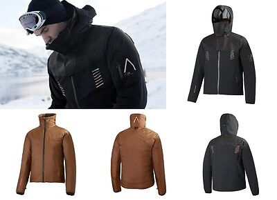 Mens Helly Hansen Ask ski jacket, M, RRP £1,000 - Luxurious & Rare