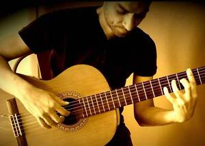 SPANISH GUITARIST FOR WEDDINGS AND SPECIAL EVENTS . Rozelle Leichhardt Area Preview