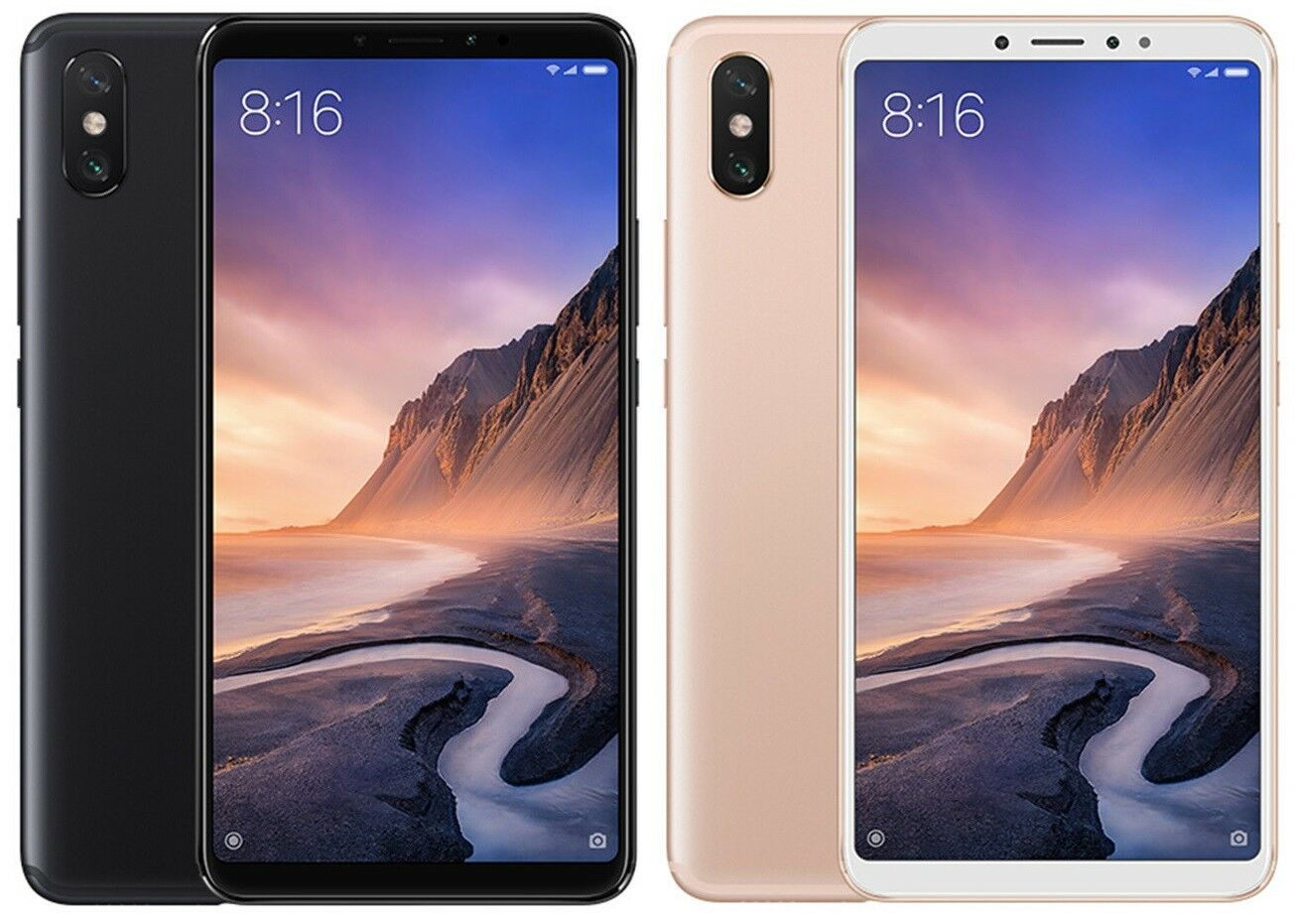 Xiaomi Mi Max 3 64GB (FACTORY UNLOCKED) 6.9