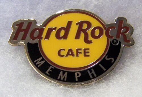 HARD ROCK CAFE MEMPHIS CLASSIC LOGO MAGNET