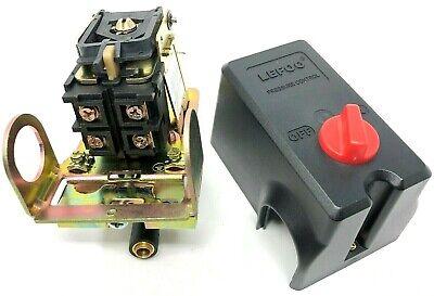 Universal Air Compressor Pressure Switch 140 Psi On-175 Psi Off 14 4 Port