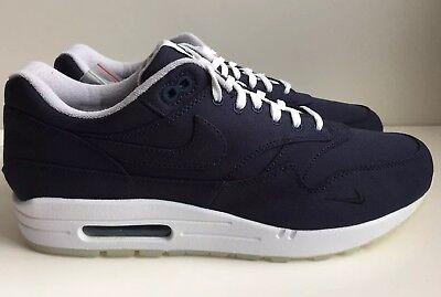 ecbd19aa8b8ed Nike Air Max 1 DSM Size 9 UK 44 EUR Blue White AH8051 400