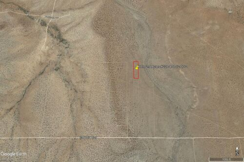 2.5 ACRES NW OF BORON IN KERN COUNTY SOUTHERN CALIFORNIA