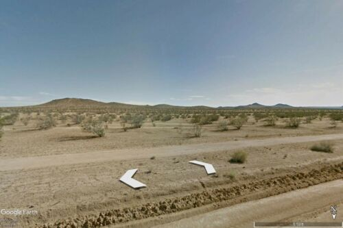 2.39 ACRE BUILDING LOT IN CALIFORNIA CITY, KERN COUNTY, SOUTHERN CALIFORNIA