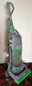 Dyson DC04 Bagless/Cyclone Silver Lime Upright Vacuum Cleaner - SPARES/REPAIRS