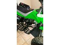 Like New 125cc quad