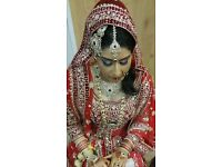 ILFORD) From £35 Asian Bridal hair & makeup/ Training courses