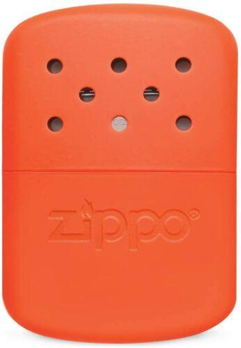 Zippo 12-Hour Blaze Orange Refillable Hand Warmer, 40348