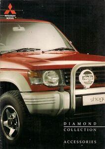Mitsubishi Car Manuals Literature Vehicle Parts Accessories | Engine ...