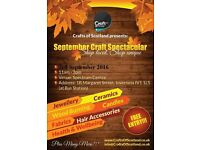 September Craft Spectacular