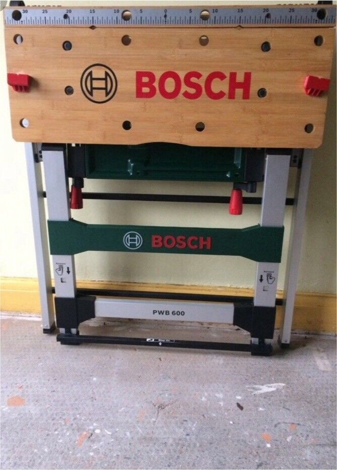 Bosch Work Bench Pwb 600 In Lewisham London Gumtree