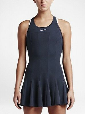 Nike Premier Maria Sharapova Women's Tennis Knit Dress (M) 728797 451