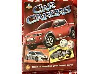 Car Capers Game. 2008 Rocket Edition. Complete Your Dream Cars! Complete And VGC.