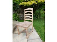 Set of 4 Kitchen/Dining chairs