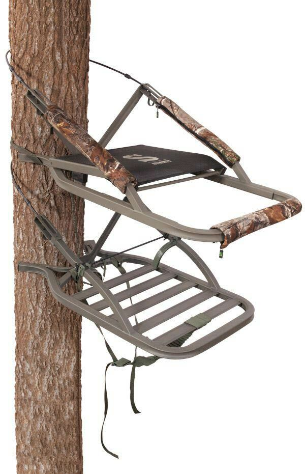 Summit Sentry SD Closed Front Climbing Stand, 81132