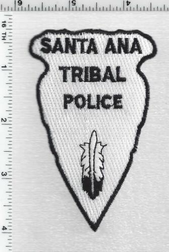 Santa Ana Tribal Police (New Mexico) 1st Issue Shoulder Patch