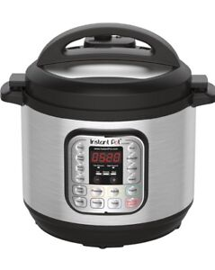 Instant Pot Duo Extra Large 8 Quart