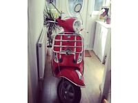 Vespa piaggo for sale!