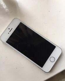 Apple iPhone 5S Unlocked 16GB Silver