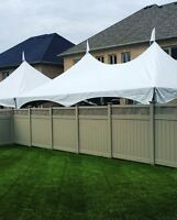 Book Platinum Tent Rentals For Your Next Special Event!