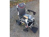 Pride I Go Plus Powerchair Wheelchair