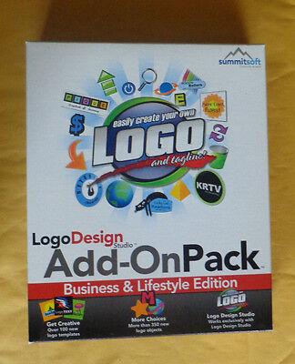 Summitsoft Logo Design Studio Expansion Pack (PC)