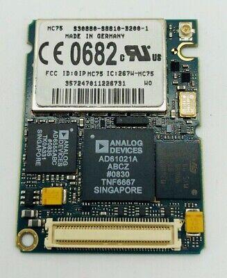 Siemens MC75 GSM GPRS EDGE Modul S30880-S8810-B200-1 für Barcode Scanner