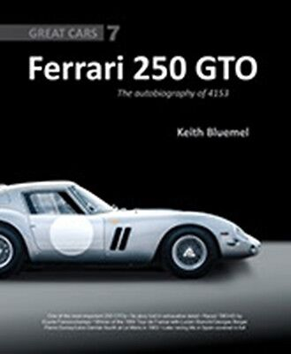 Ferrari 250 GTO - The Autobiography of 4153 GT, by Keith Bluemel book paper