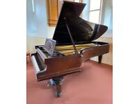 Rare Rosewood Chappell 9ft Concert Grand Piano - Delivery
