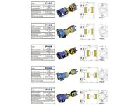 Flexible unit / homokinetic coupling btwn gearbox and propeller shaft BEST PRICE UK!