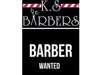 Barber required //1 barber required asap