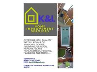 K&L Home improvement services