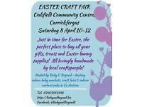 Easter Craft Fair - 8 April Carrickfergus