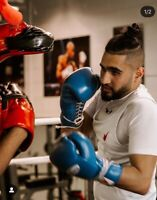 TOP RANK BOXER AS YOUR TRAINER! *MAYWEATHER AFFILIATED*