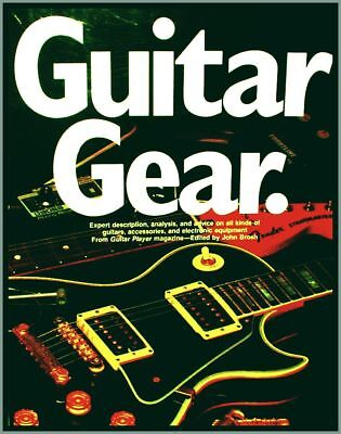 GUITAR REPAIR BUILD Gear & Electronic Equipment 255 Page Book A-Z Vintage Models